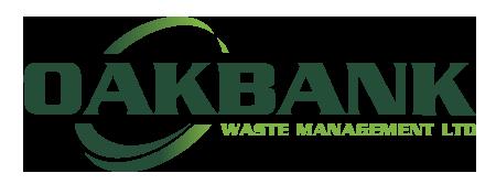 Oakbank Waste Management | Recycling | Zero Waste | Scotland | UK